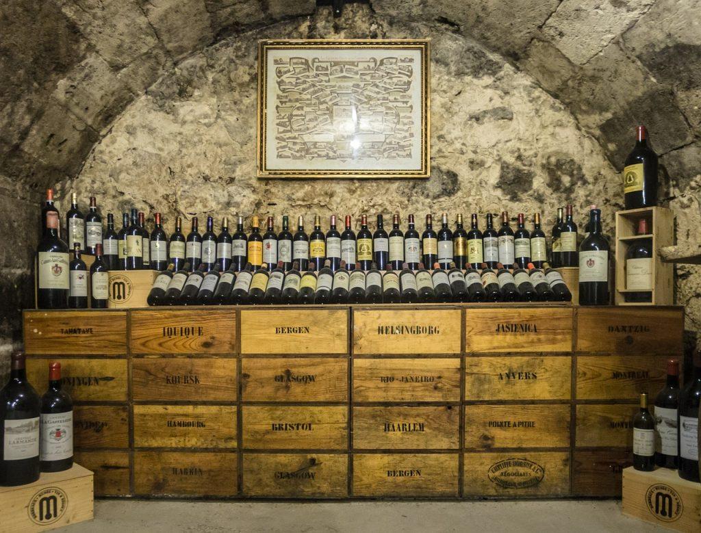hygrométrie cave à vin